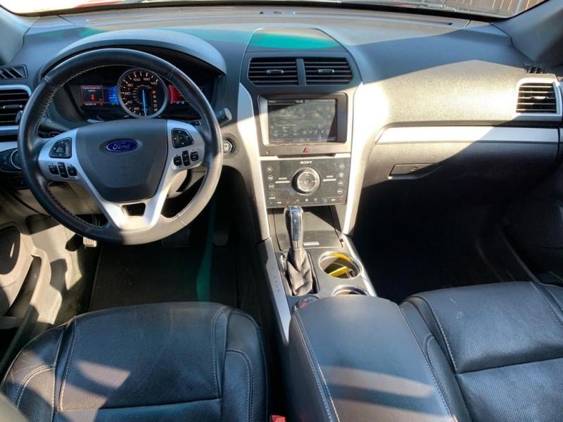 Ford Explorer 2014 price $9,977