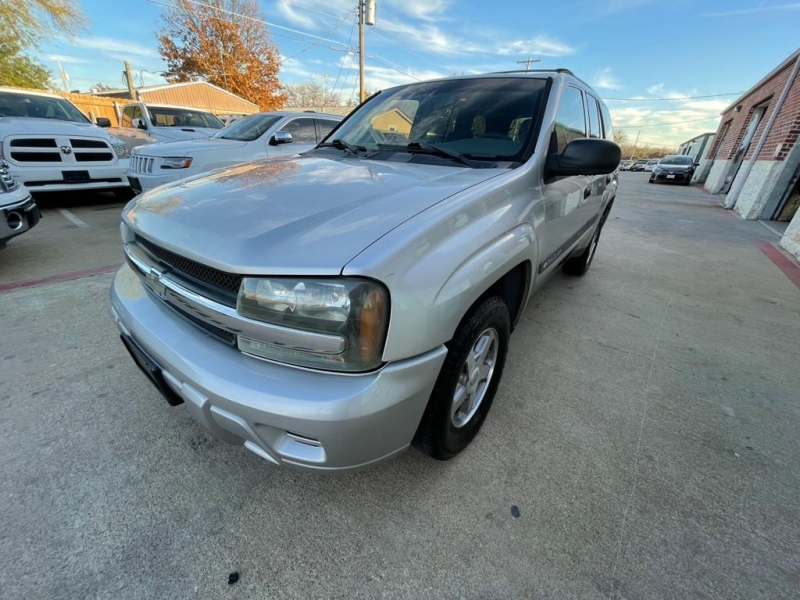 Chevrolet TrailBlazer 2004 price $2,577
