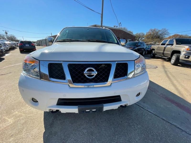 Nissan Armada 2011 price $8,977
