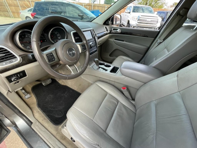Jeep Grand Cherokee 2012 price $10,777