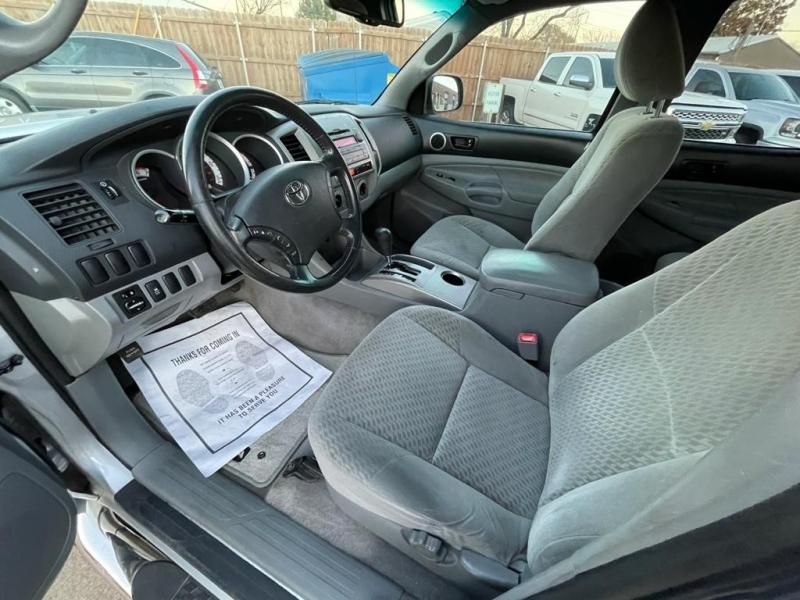 Toyota Tacoma 2011 price $12,477