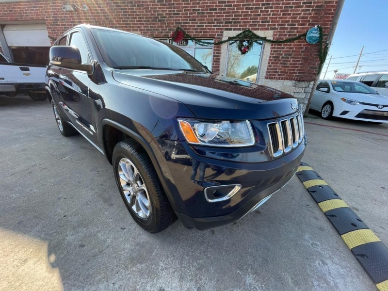 Jeep Grand Cherokee 2014 price $15,277