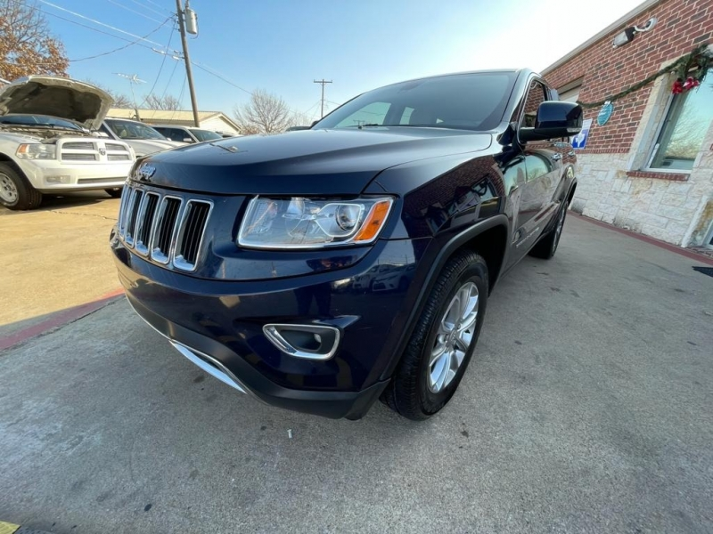 Jeep Grand Cherokee 2014 price $15,277
