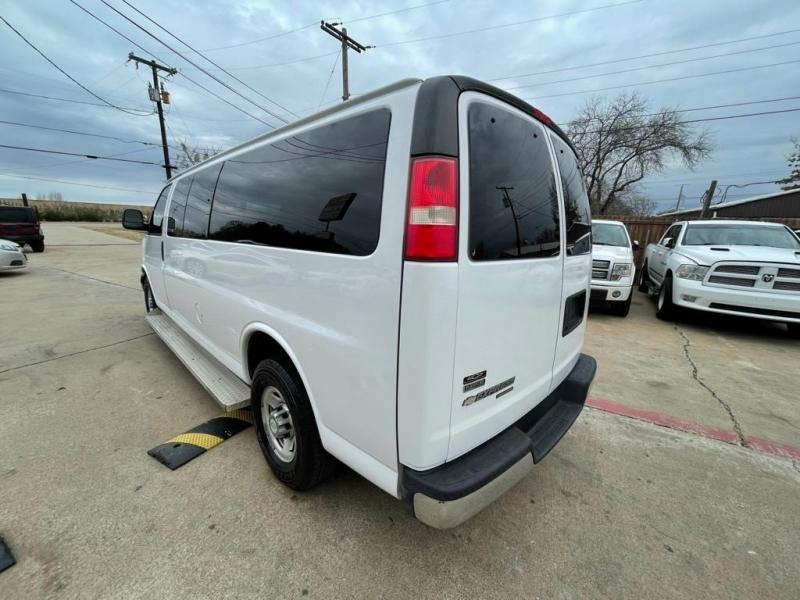 Chevrolet Express Passenger 2011 price $14,977