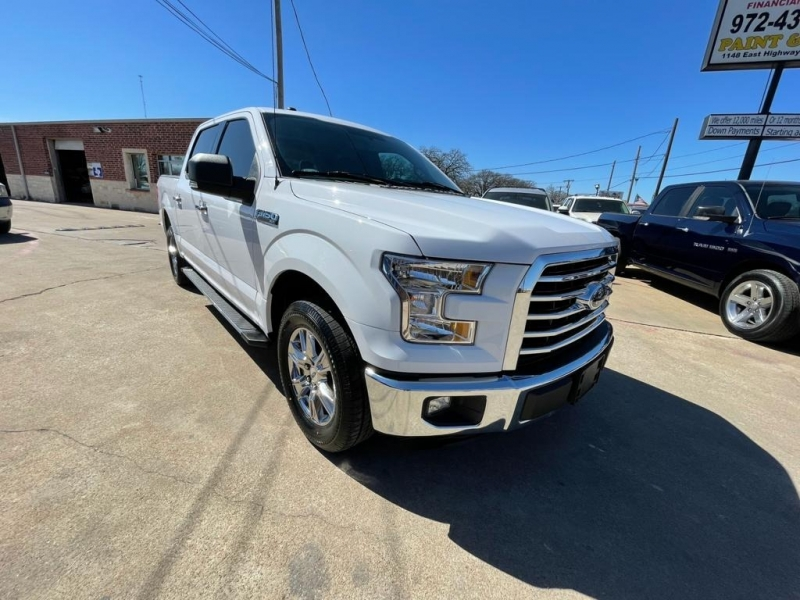 Ford F-150 2016 price $22,577