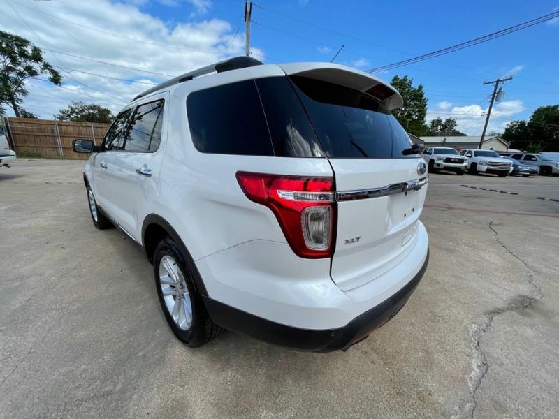 Ford Explorer 2012 price $12,977