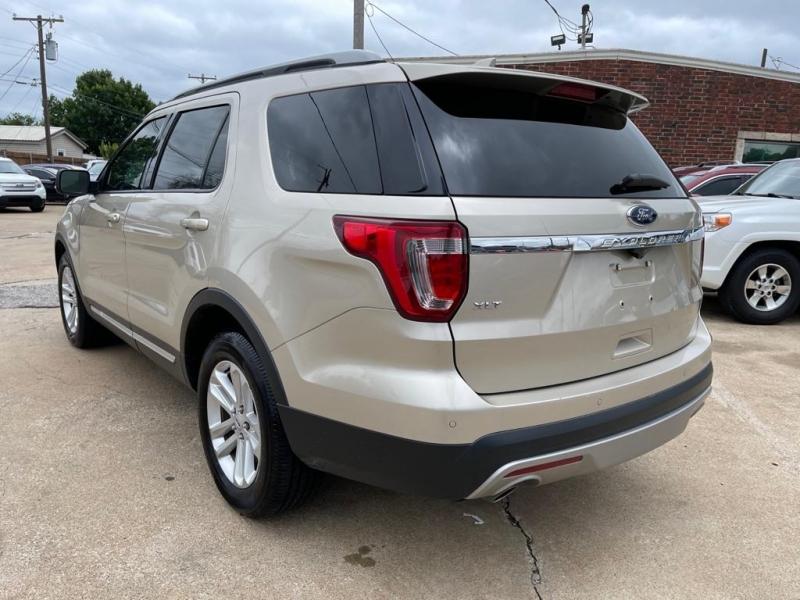 Ford Explorer 2017 price $23,977