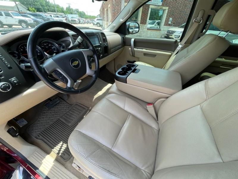 Chevrolet Silverado 1500 2013 price $19,977