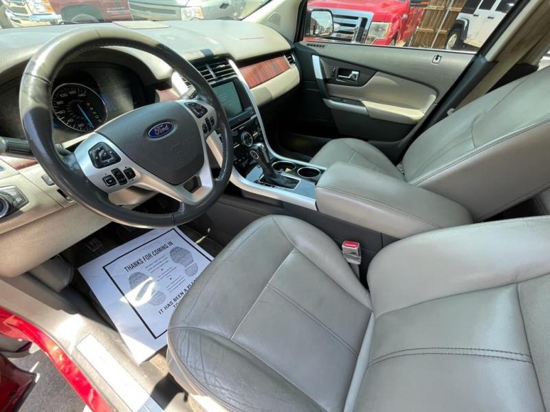 Ford Edge 2013 price $10,777