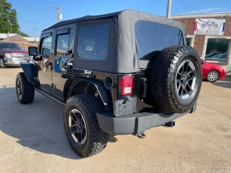 Jeep Wrangler Unlimited 2011 price $23,777