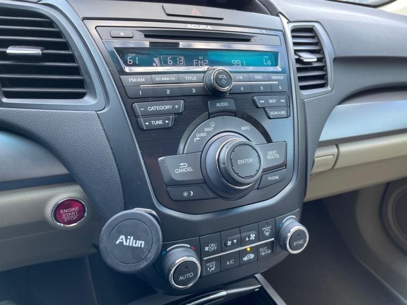 Acura RDX 2015 price $13,977