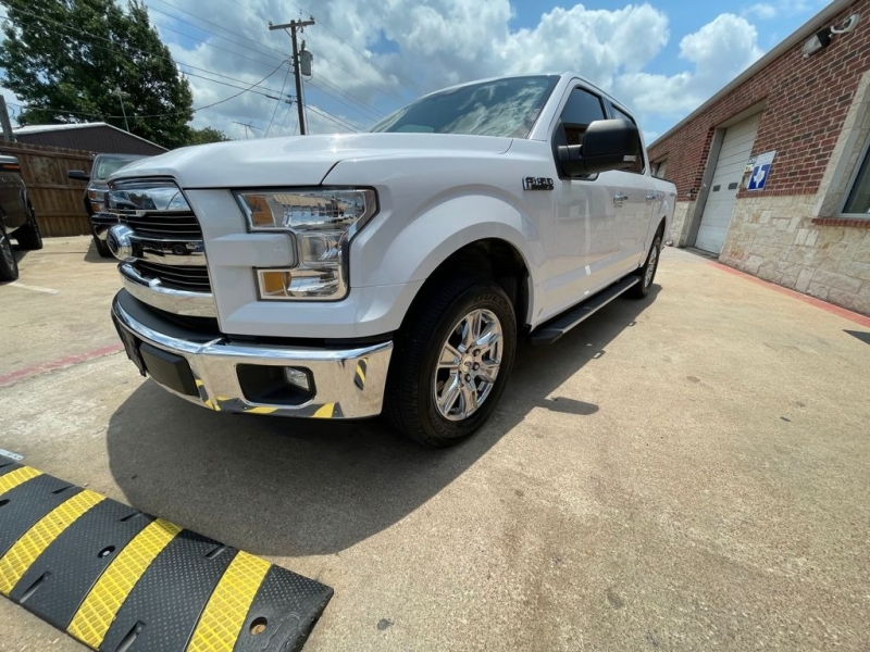 Ford F-150 2015 price $22,977