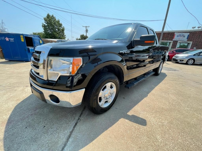 Ford F-150 2011 price $9,777