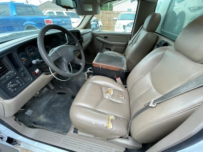 Chevrolet Silverado 1500 2006 price $8,277