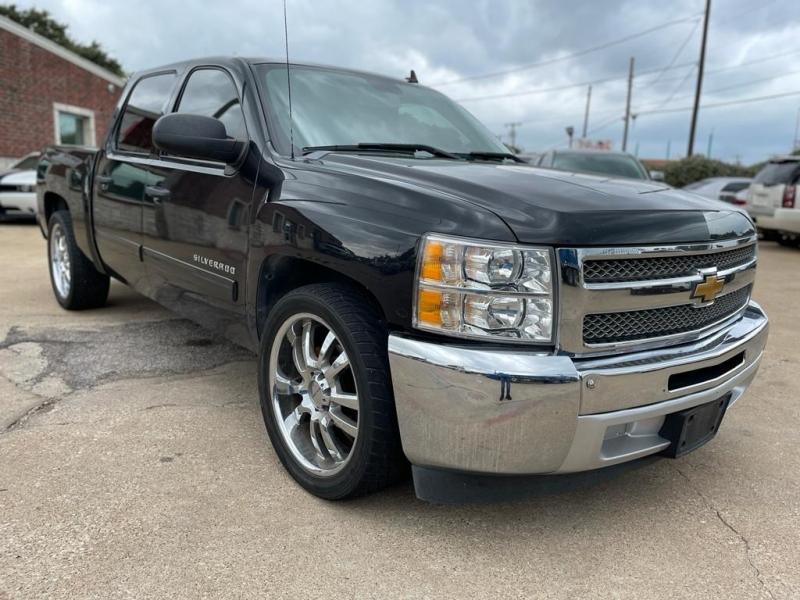 Chevrolet Silverado 1500 2012 price $15,577