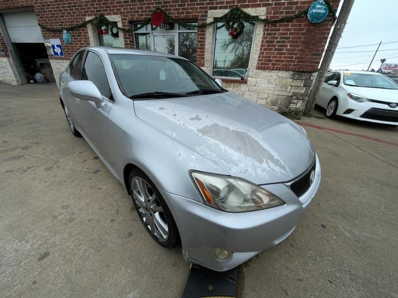 Lexus IS 250 2008 price $4,977 Cash