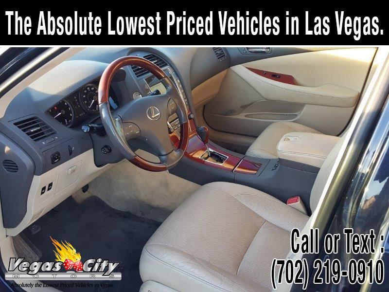 Lexus ES 350 2009 price $5,800 Cash