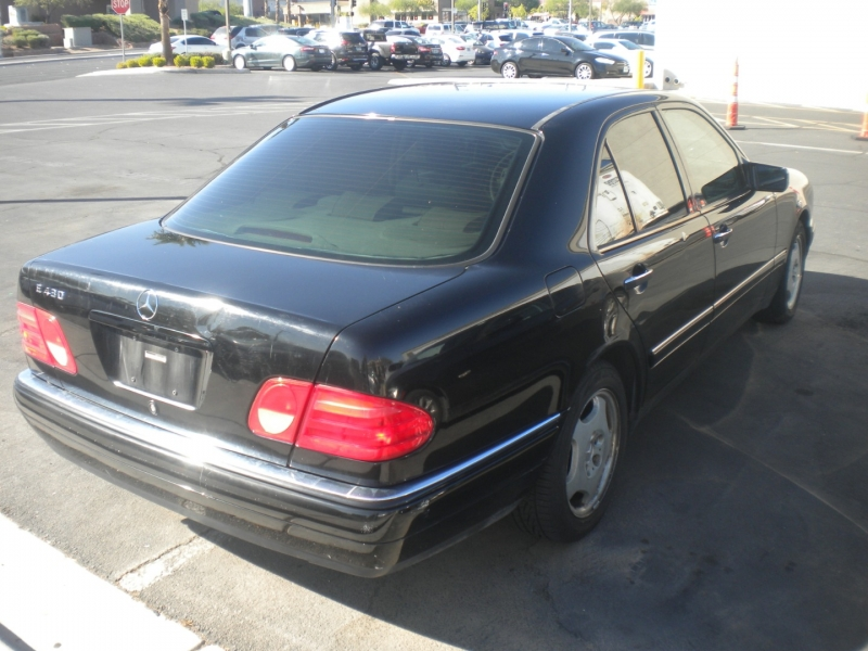 Mercedes-Benz E-Class 1999 price $2,000 Cash