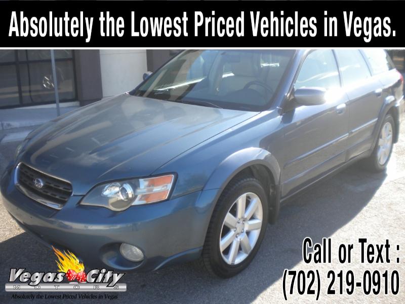 Subaru Legacy Wagon 2006 price $2,500 Cash