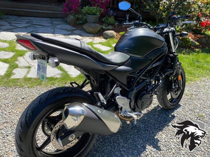 Suzuki SV650 2017 price $6,999