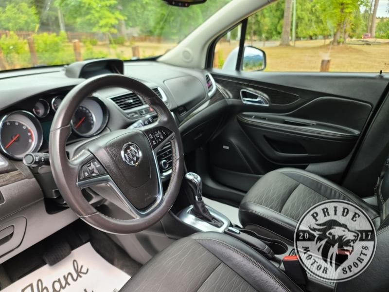 Buick Encore 2015 price $13,999