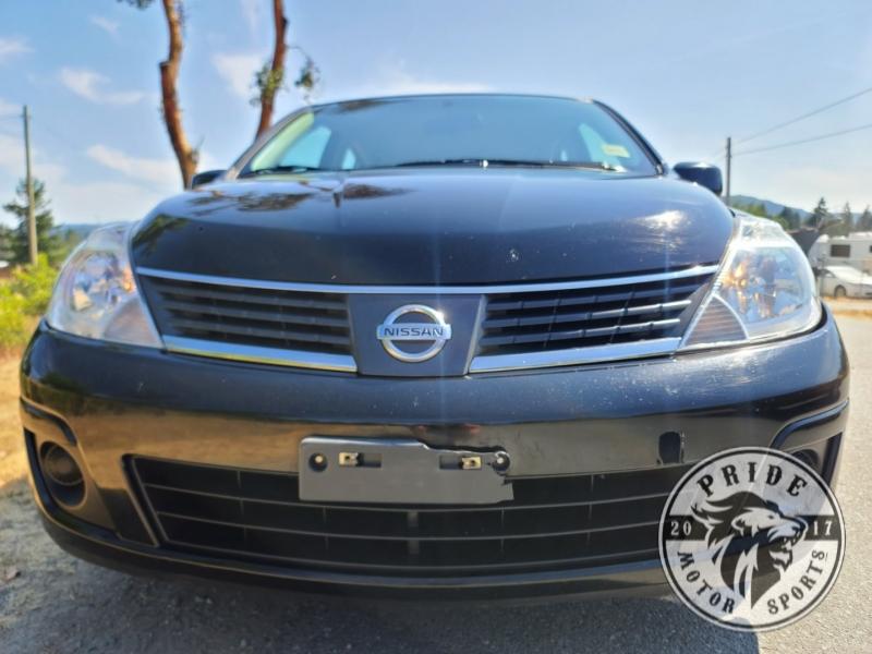 Nissan Versa 2007 price $3,999