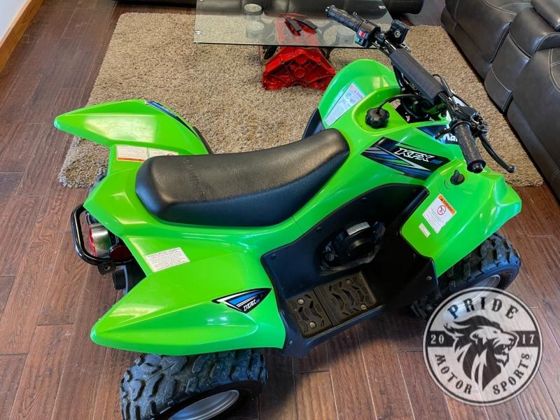Kawasaki KFX 50 2014 price $2,899