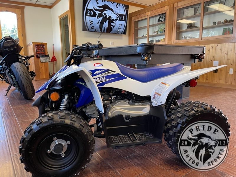 Yamaha Raptor YFZ 50 2018 price $2,899