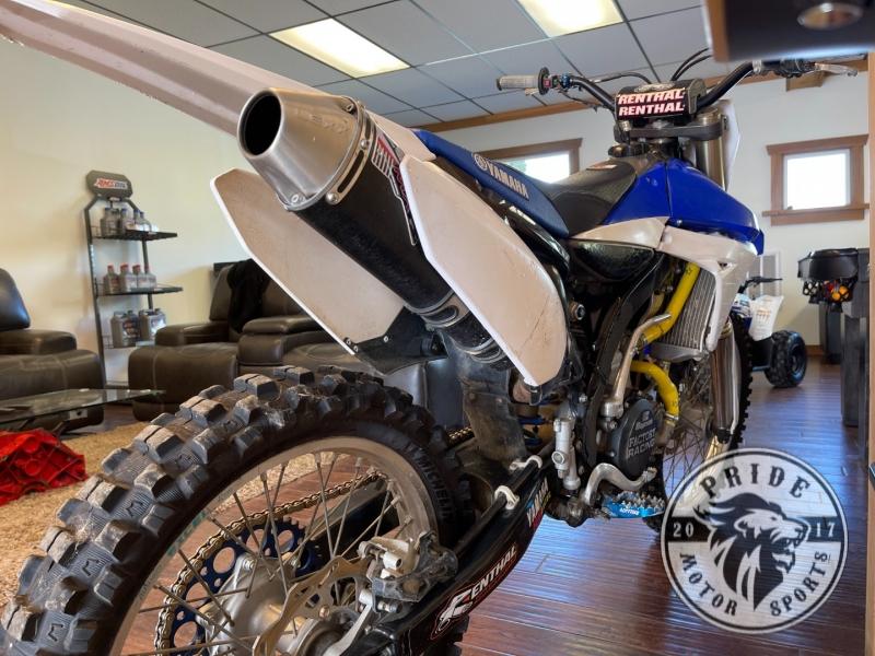Yamaha YZ450F 2013 price $4,999