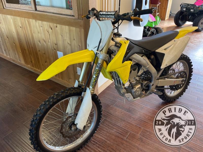 Suzuki RMZ 450 2012 price $4,299
