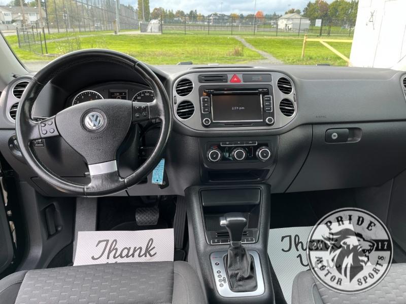 Volkswagen Tiguan 2010 price $12,999