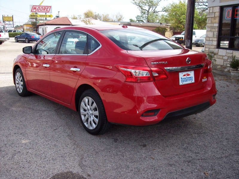 Nissan Sentra 2017 price $8,950 Cash