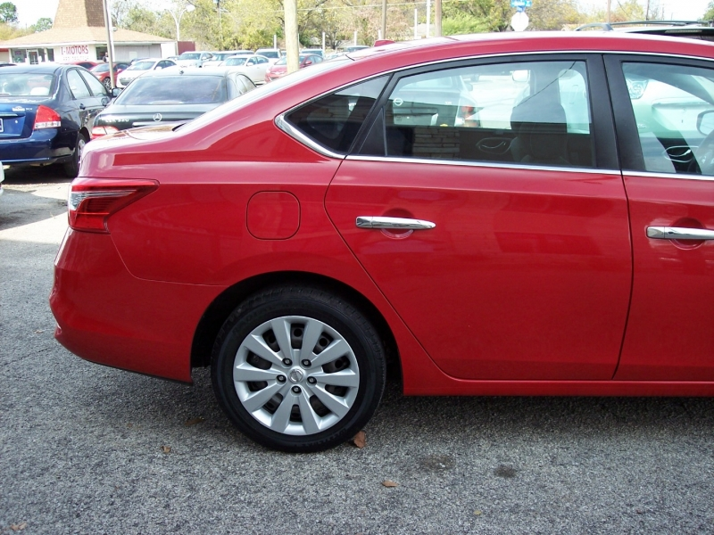Nissan Sentra 2017 price $8,950 Cash