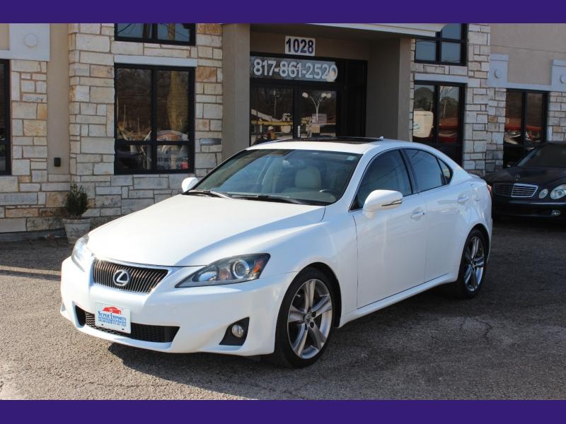 Lexus IS 250 2012 price $11,995 Cash