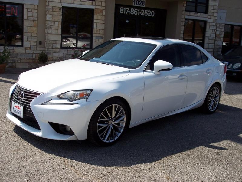 Lexus IS 250 2014 price $18,995 Cash