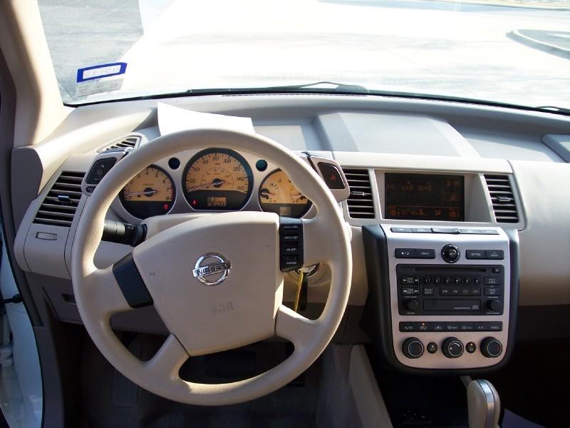 Nissan Murano S V6 FWD 2005 price $7,950 Cash