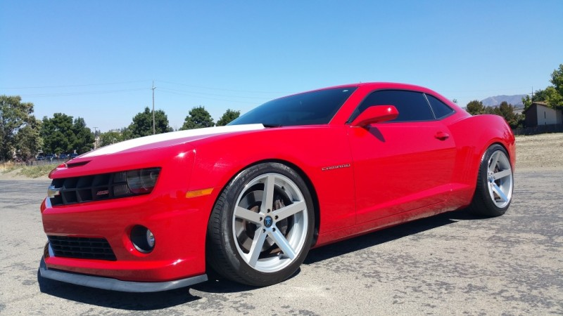 Chevrolet Camaro 2013 price $24,900