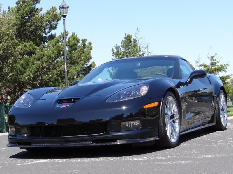 Chevrolet Corvette 2009 price $58,900