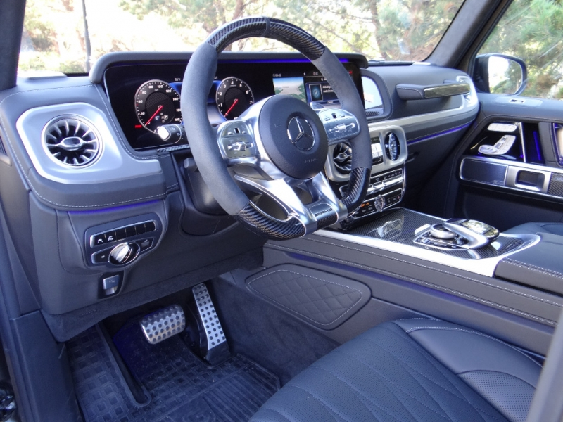 Mercedes-Benz G-Class 2019 price $206,900