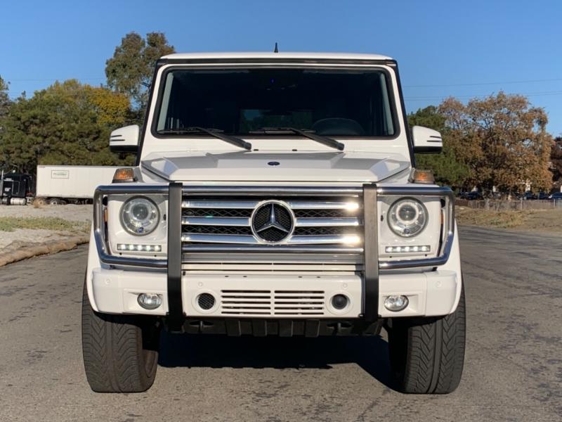 Mercedes-Benz G-Class 2014 price $59,900
