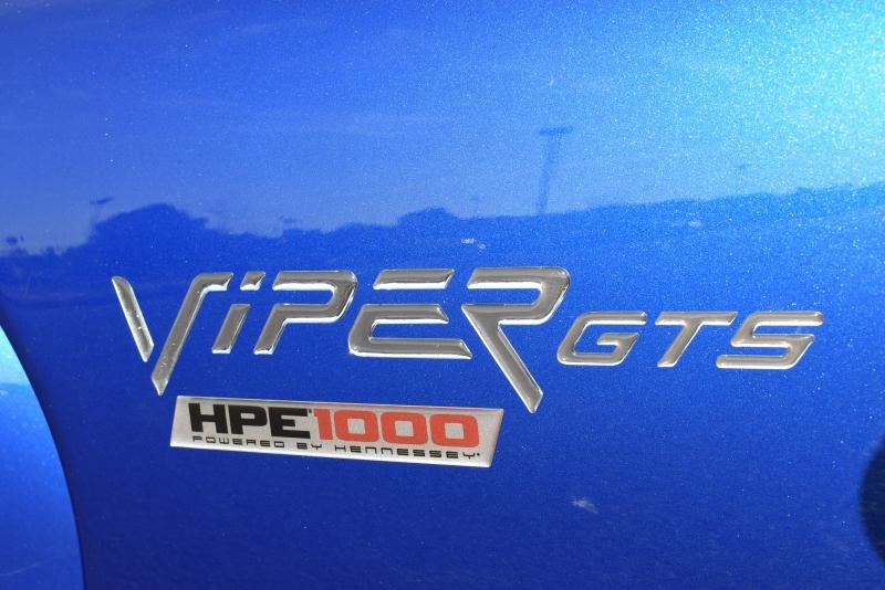 Dodge Viper 1997 price $74,900