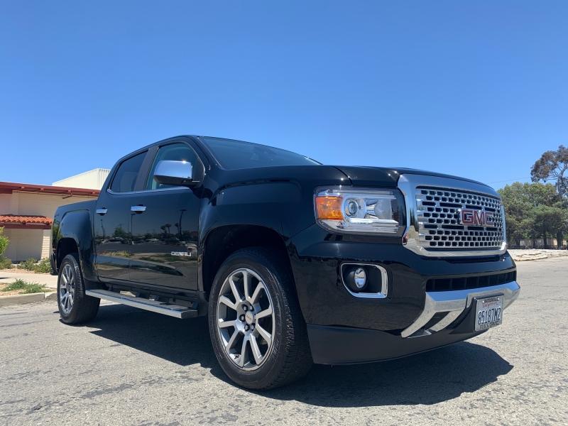 GMC Canyon 2018 price $33,900