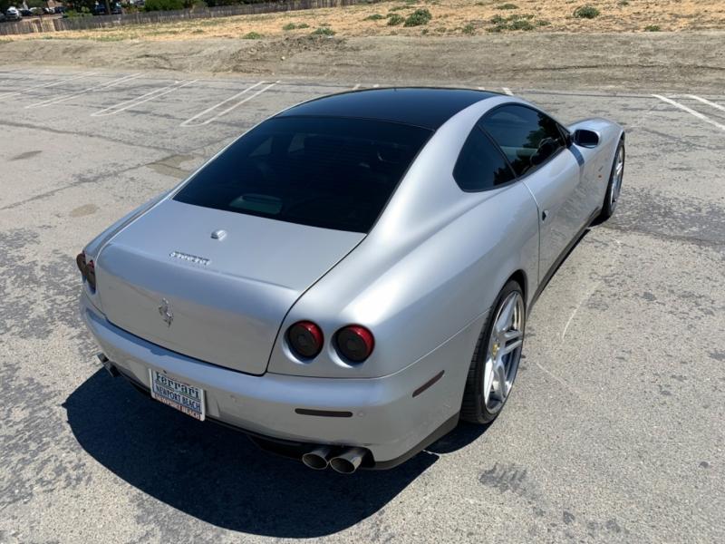 Ferrari 612 Scaglietti 2007 price $88,900