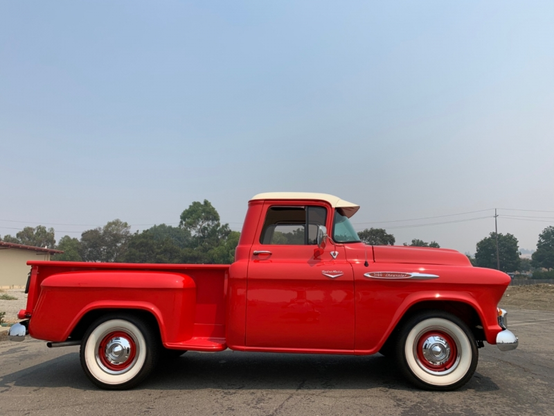 Chevrolet 3100 Step-Side Pickup Truck 1957 price $54,900