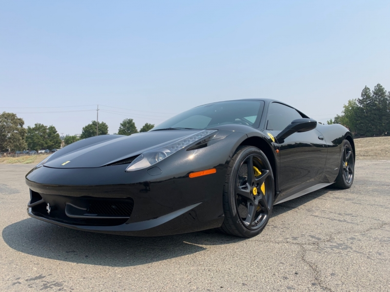Ferrari 458 Italia 2012 price $156,900
