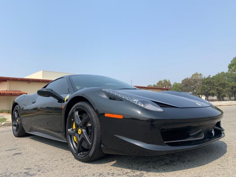 Ferrari 458 Italia 2012 price $159,900