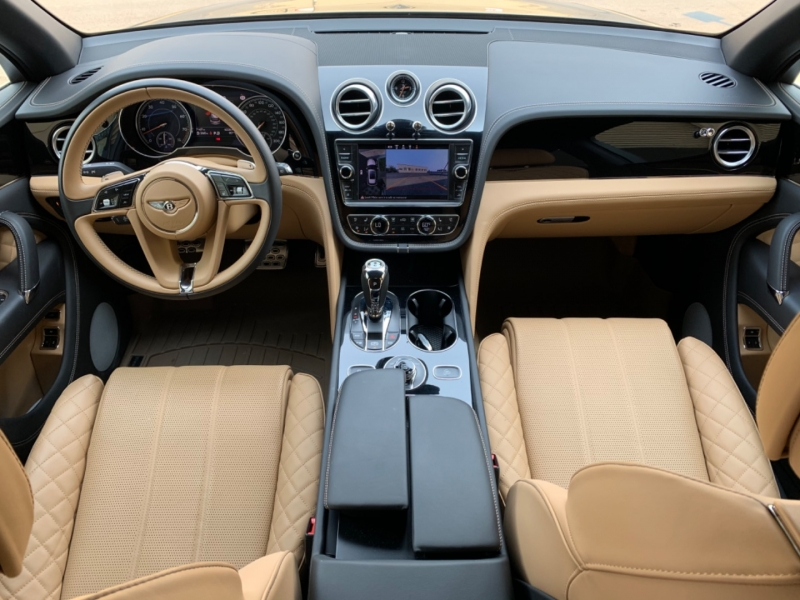 Bentley Bentayga 2019 price $159,900