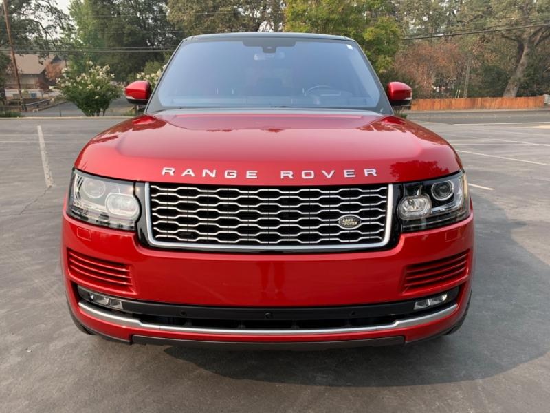 Land Rover Range Rover 2016 price $0