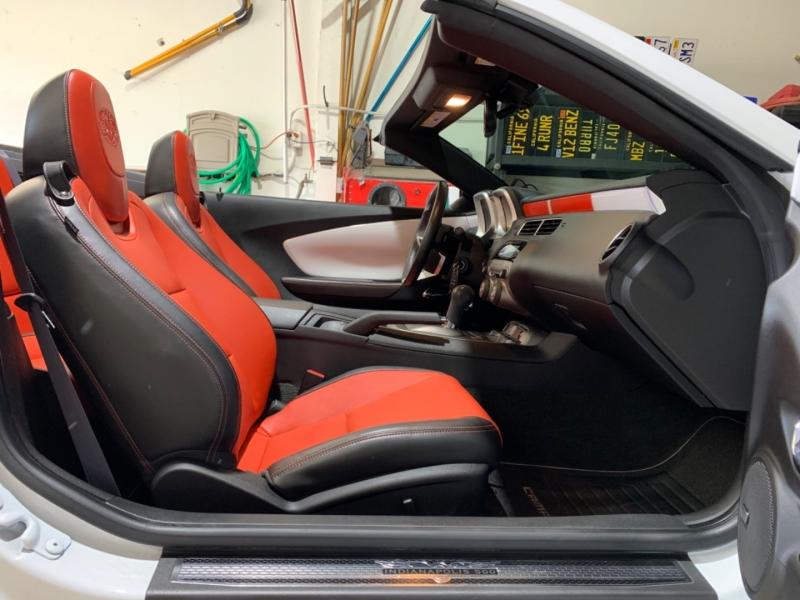 Chevrolet Camaro 2011 price $34,900