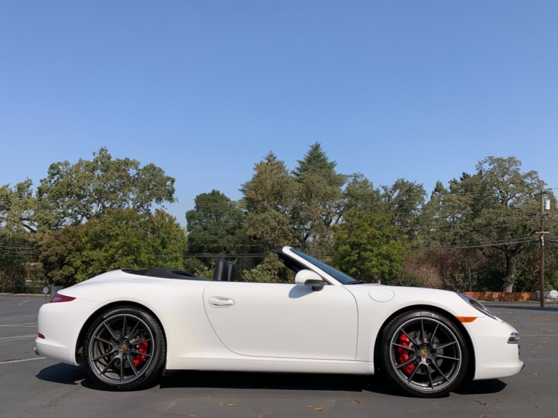 Porsche 911 2012 price $59,900
